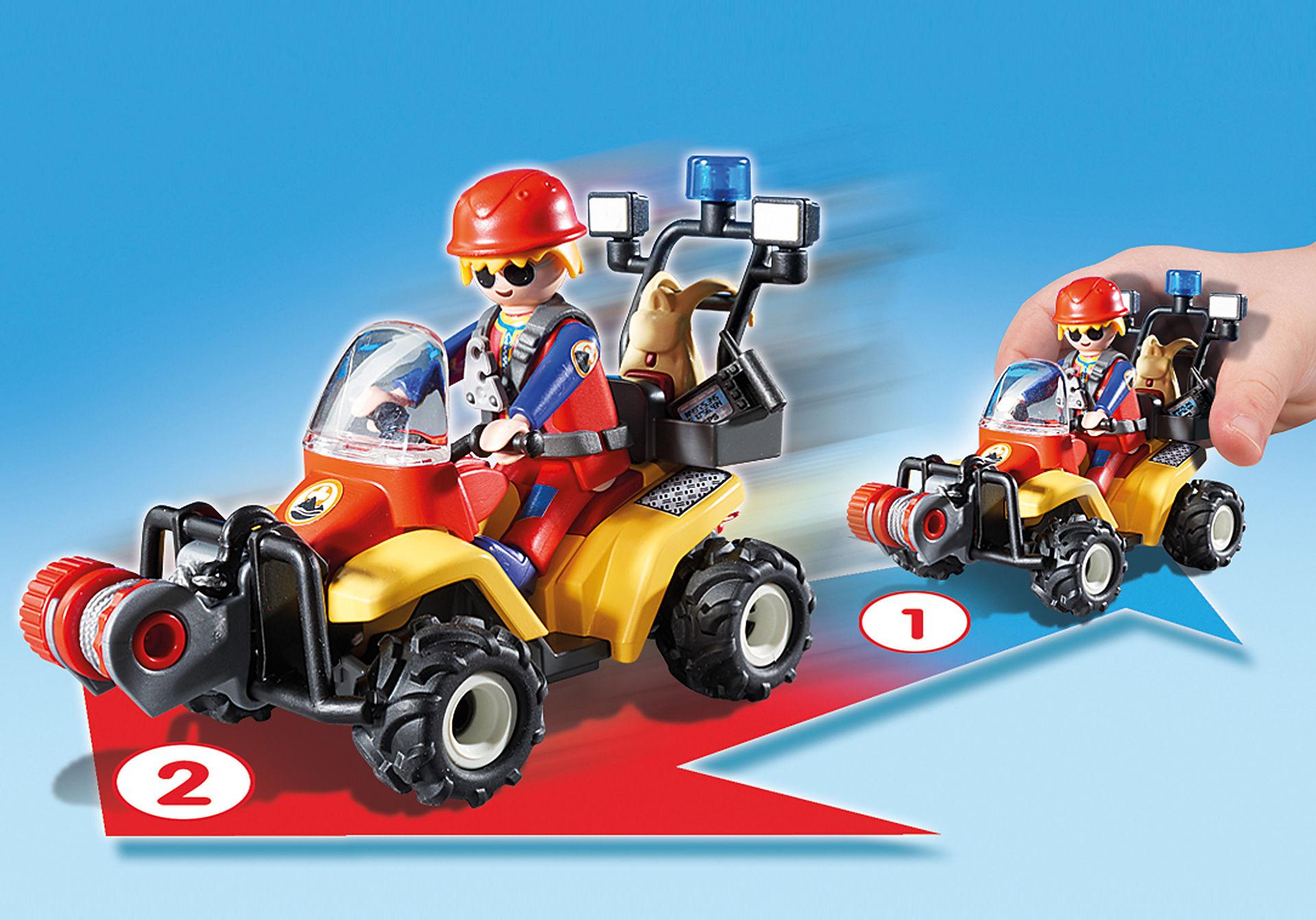 http://media.playmobil.com/i/playmobil/9130_product_extra1/Quad ratownictwa górskiego