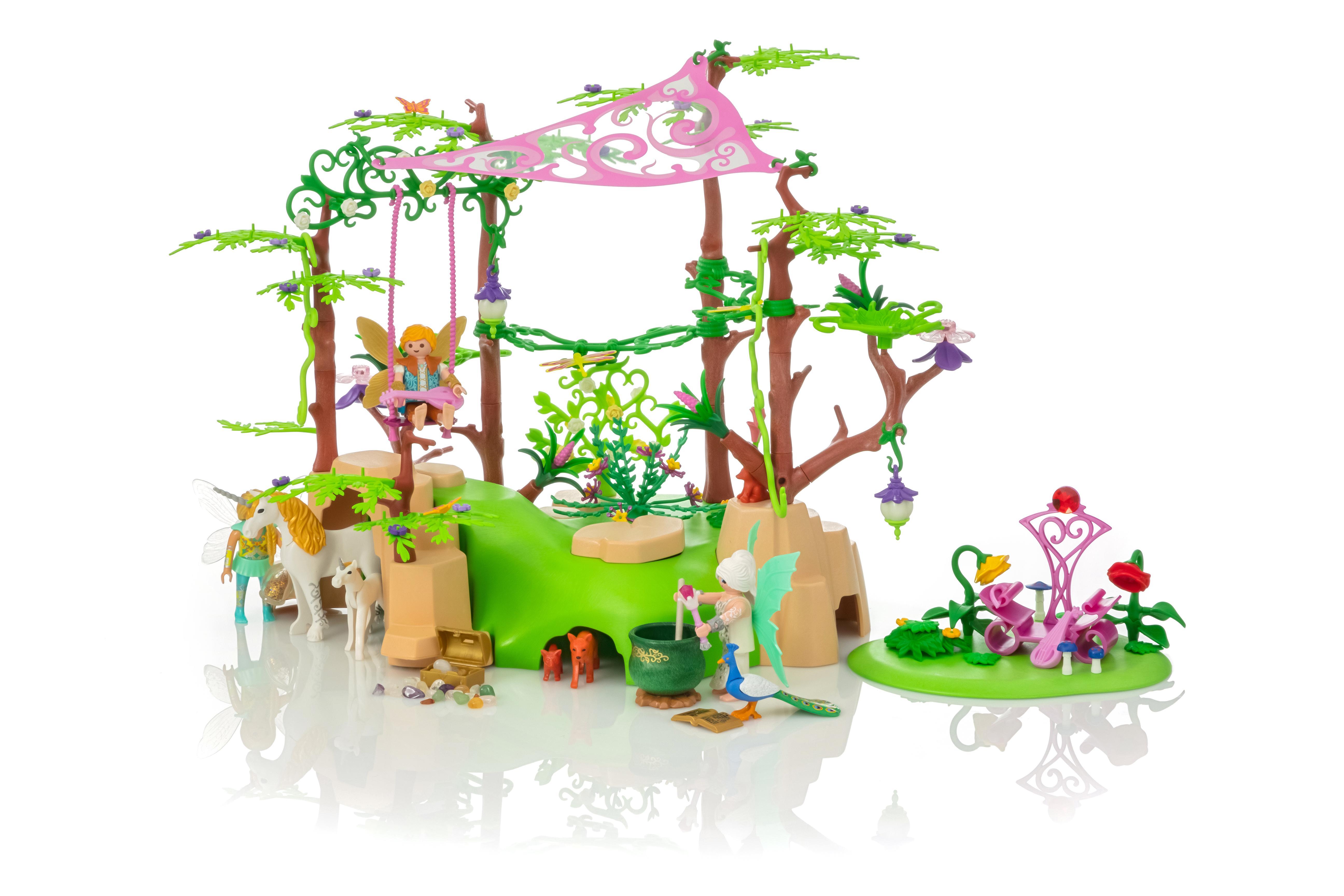 Magischer feenwald playmobil deutschland