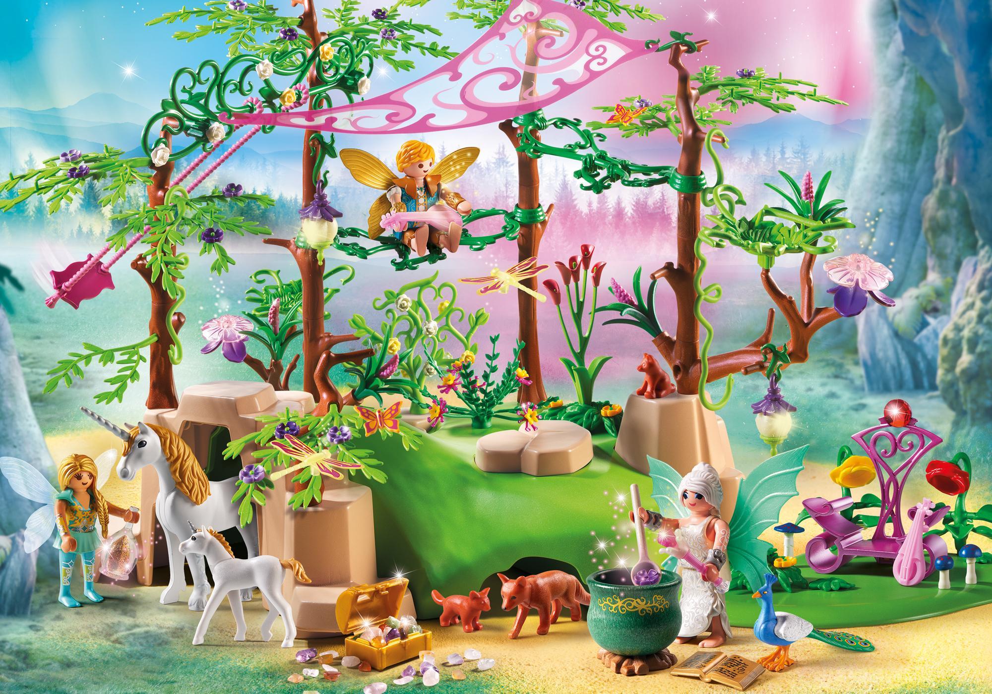 Bosque Mágico de las Hadas