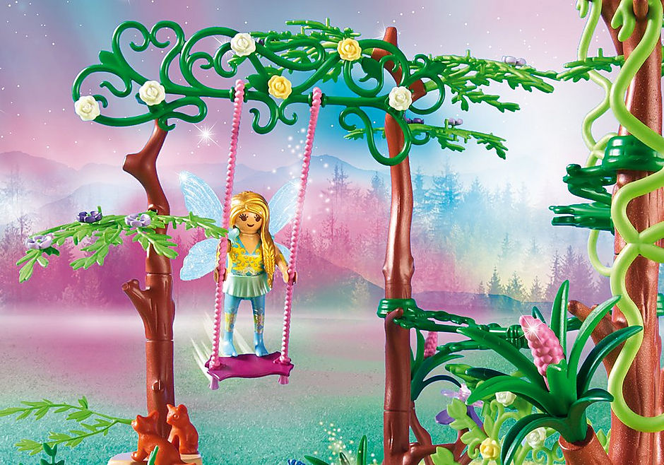 http://media.playmobil.com/i/playmobil/9132_product_extra4/Magical Fairy Forest