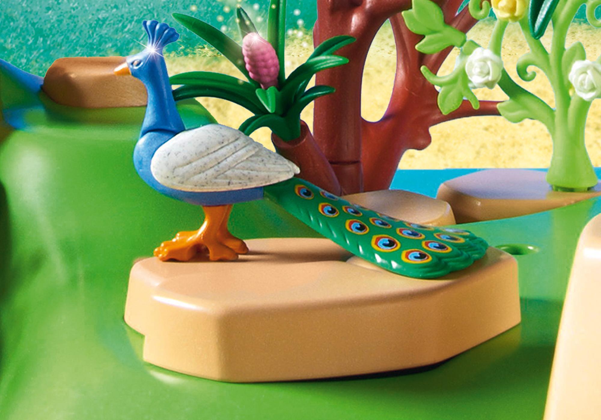 http://media.playmobil.com/i/playmobil/9132_product_extra5/Magical Fairy Forest