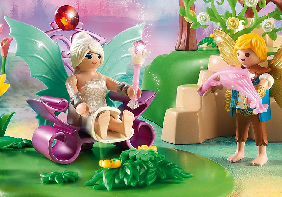 http://media.playmobil.com/i/playmobil/9132_product_extra6/Magical Fairy Forest