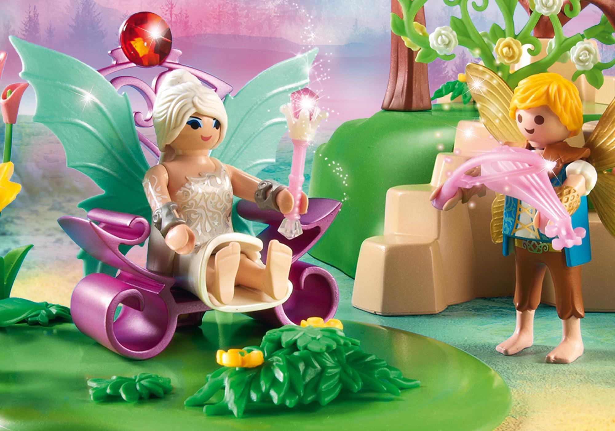 http://media.playmobil.com/i/playmobil/9132_product_extra6/Magical Fairy Forest