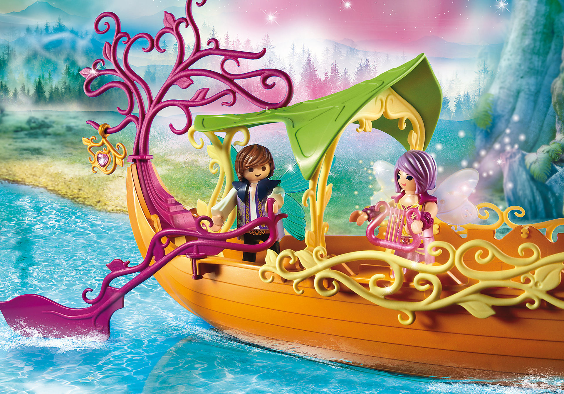 9133 Enchanted Fairy Ship zoom image6