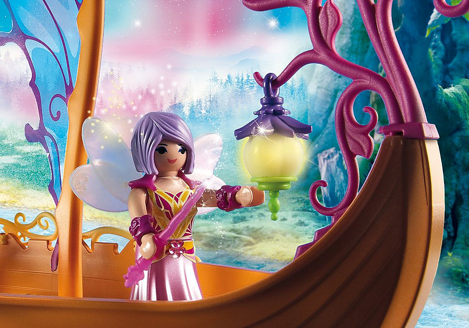 9133 Enchanted Fairy Ship detail image 7