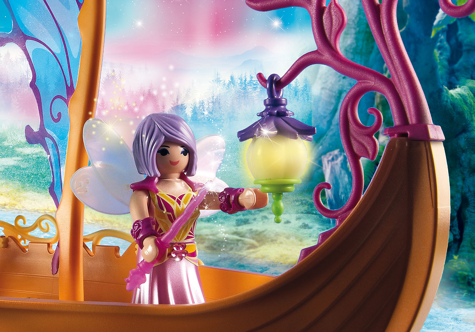 9133 Enchanted Fairy Ship zoom image7