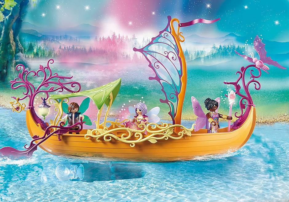 9133 Enchanted Fairy Ship detail image 8