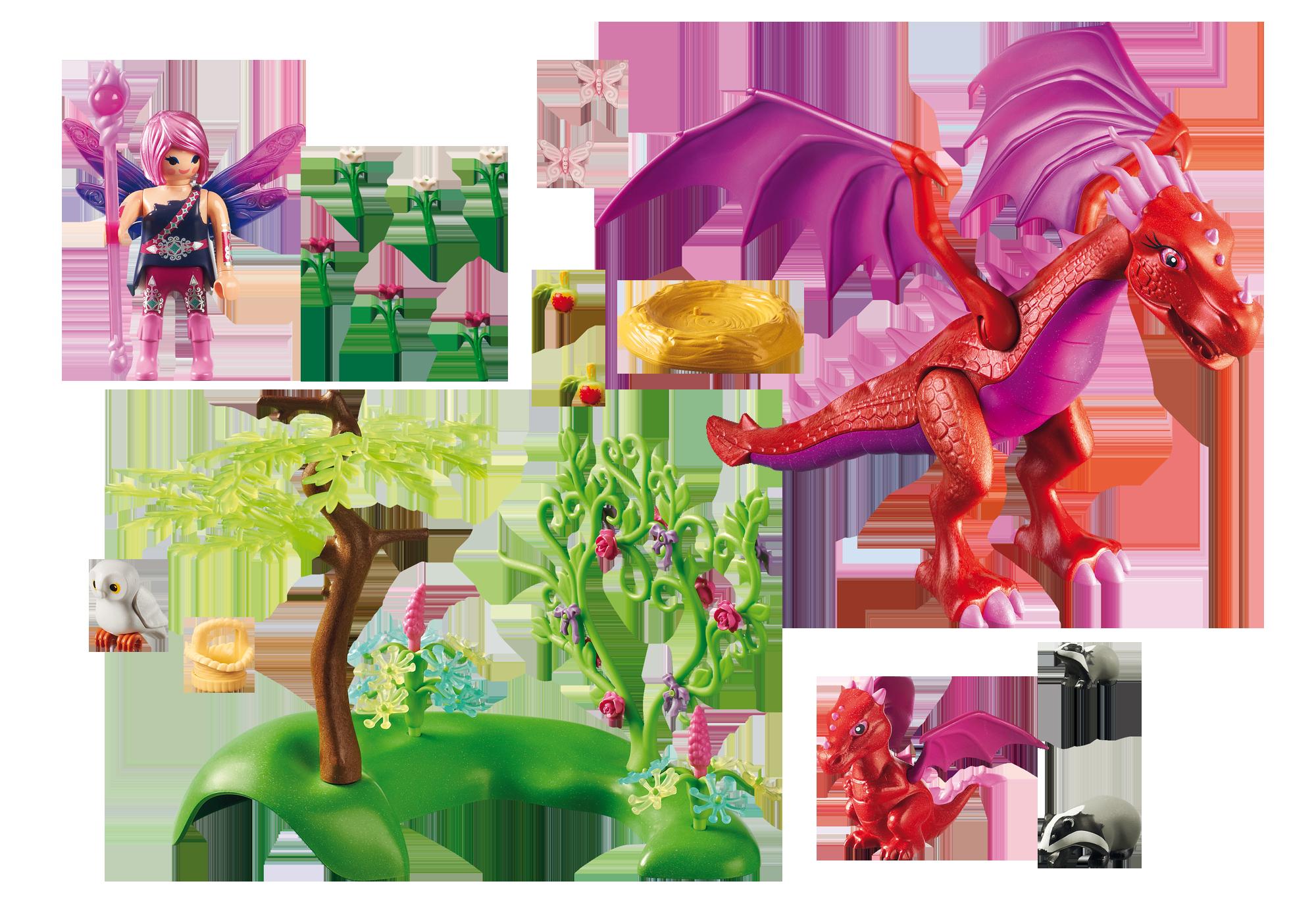 http://media.playmobil.com/i/playmobil/9134_product_box_back/Friendly Dragon with Baby