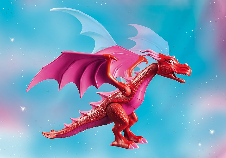 http://media.playmobil.com/i/playmobil/9134_product_extra3/Friendly Dragon with Baby