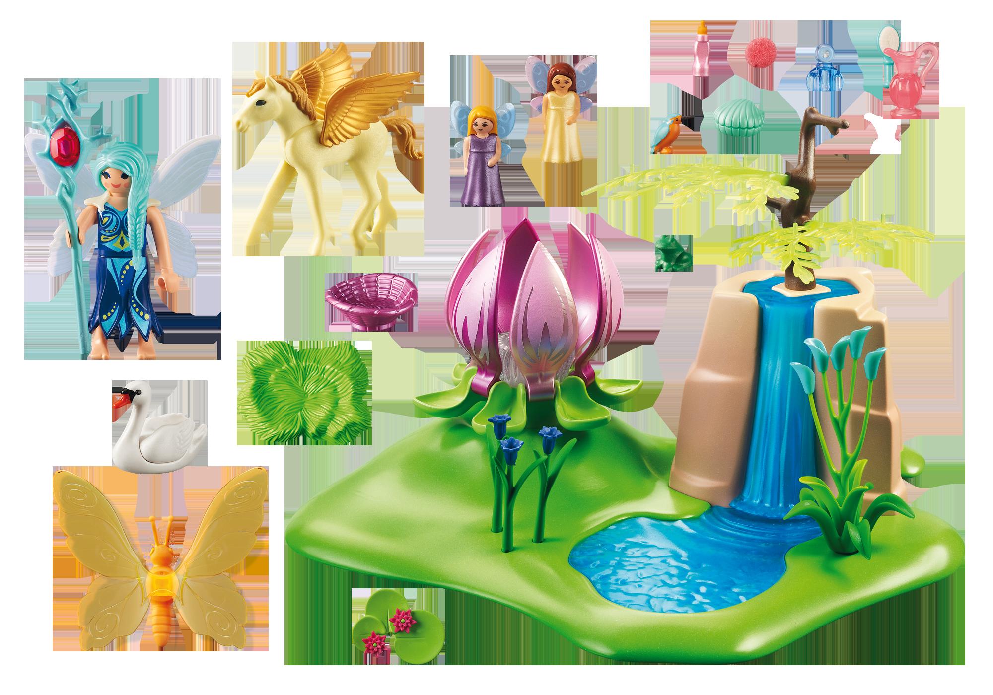 http://media.playmobil.com/i/playmobil/9135_product_box_back/Świeciący kwiat dzieci wróżek