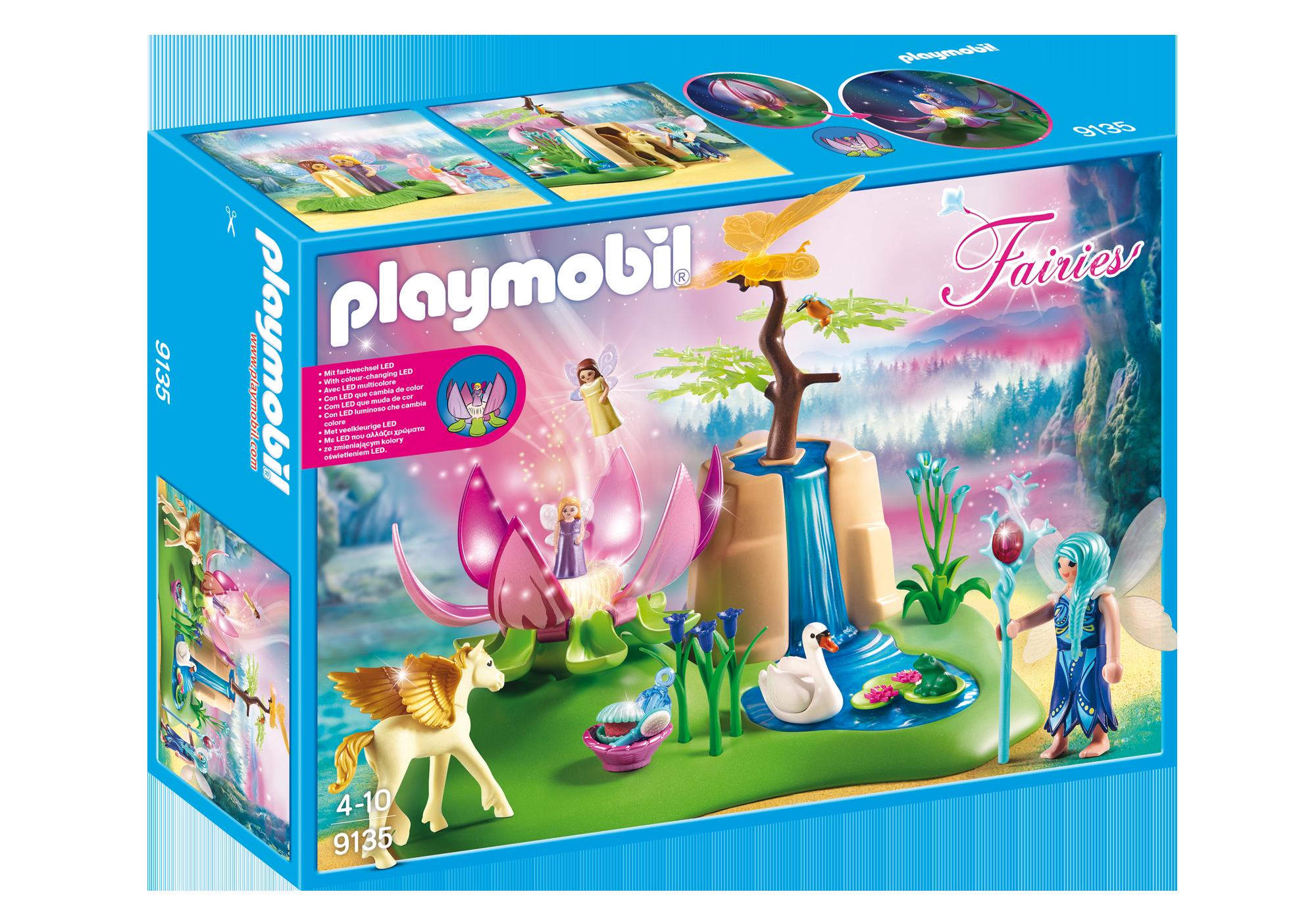http://media.playmobil.com/i/playmobil/9135_product_box_front/Świeciący kwiat dzieci wróżek