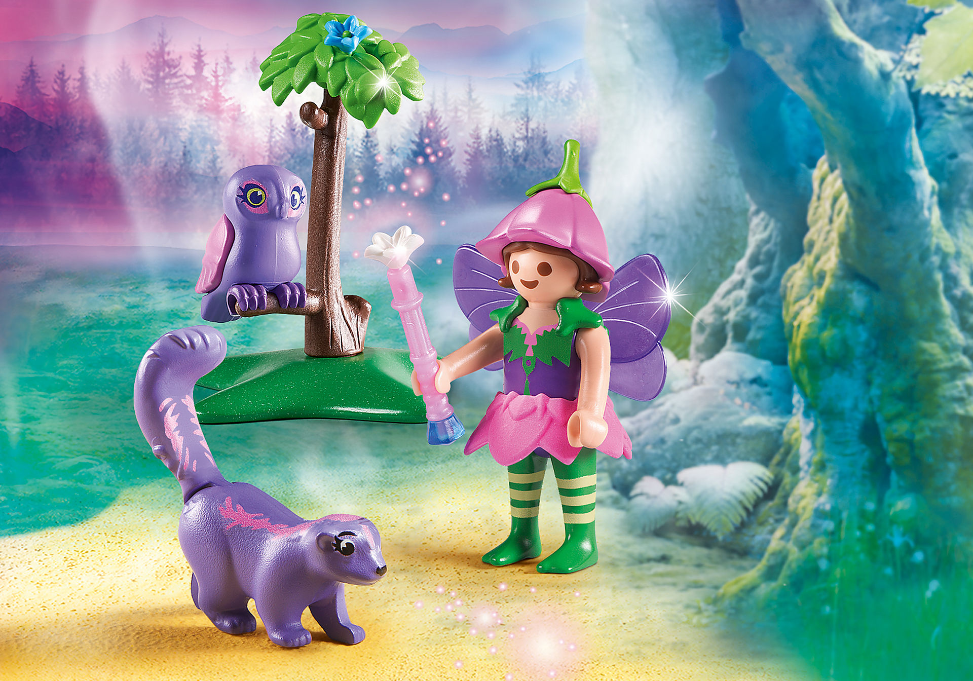 http://media.playmobil.com/i/playmobil/9140_product_detail/Feenfreunde Eule & Stinktierchen