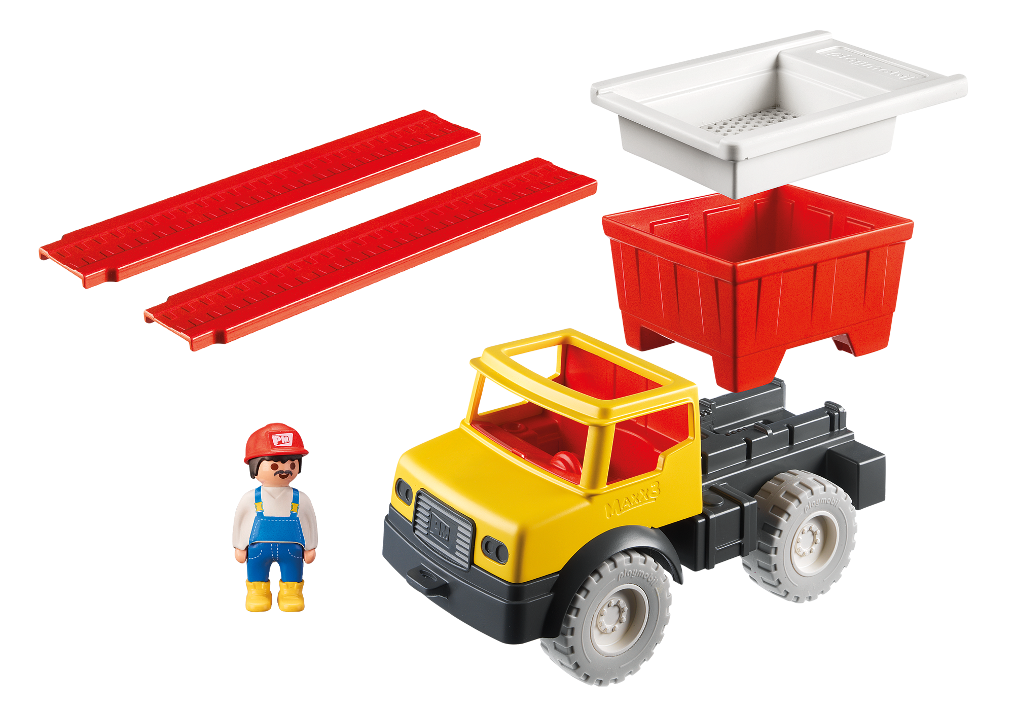 http://media.playmobil.com/i/playmobil/9142_product_box_back/Dump Truck