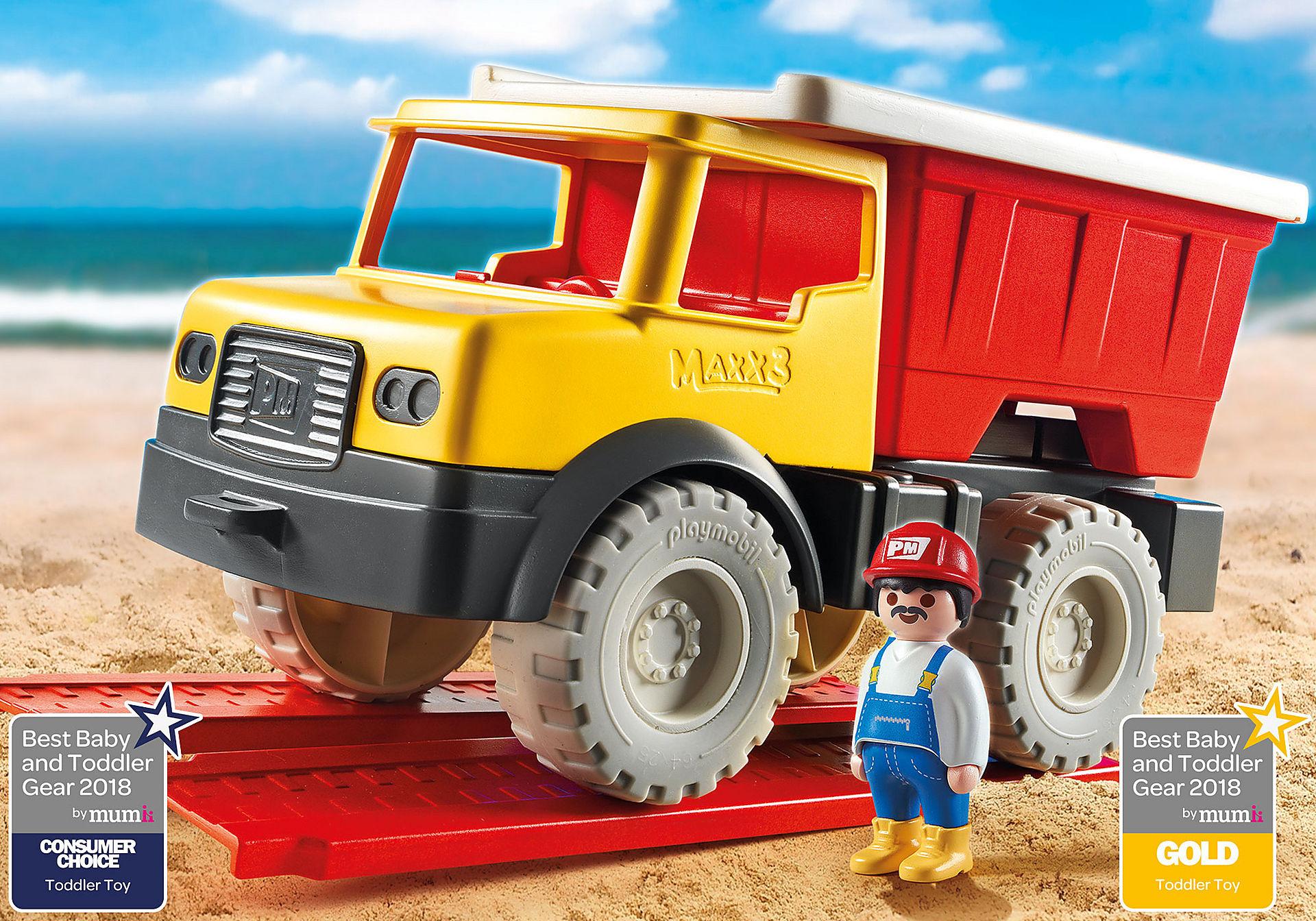 9142 Dump Truck zoom image1