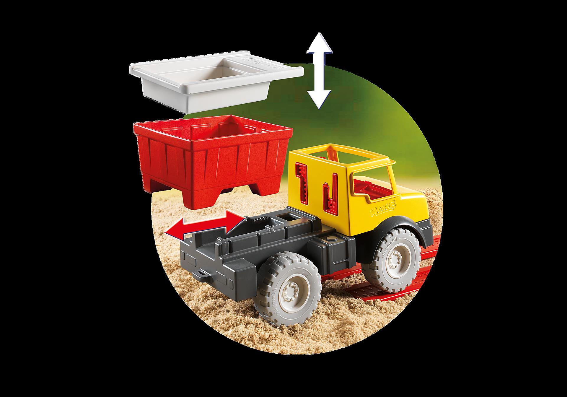 9142 Dump Truck zoom image6