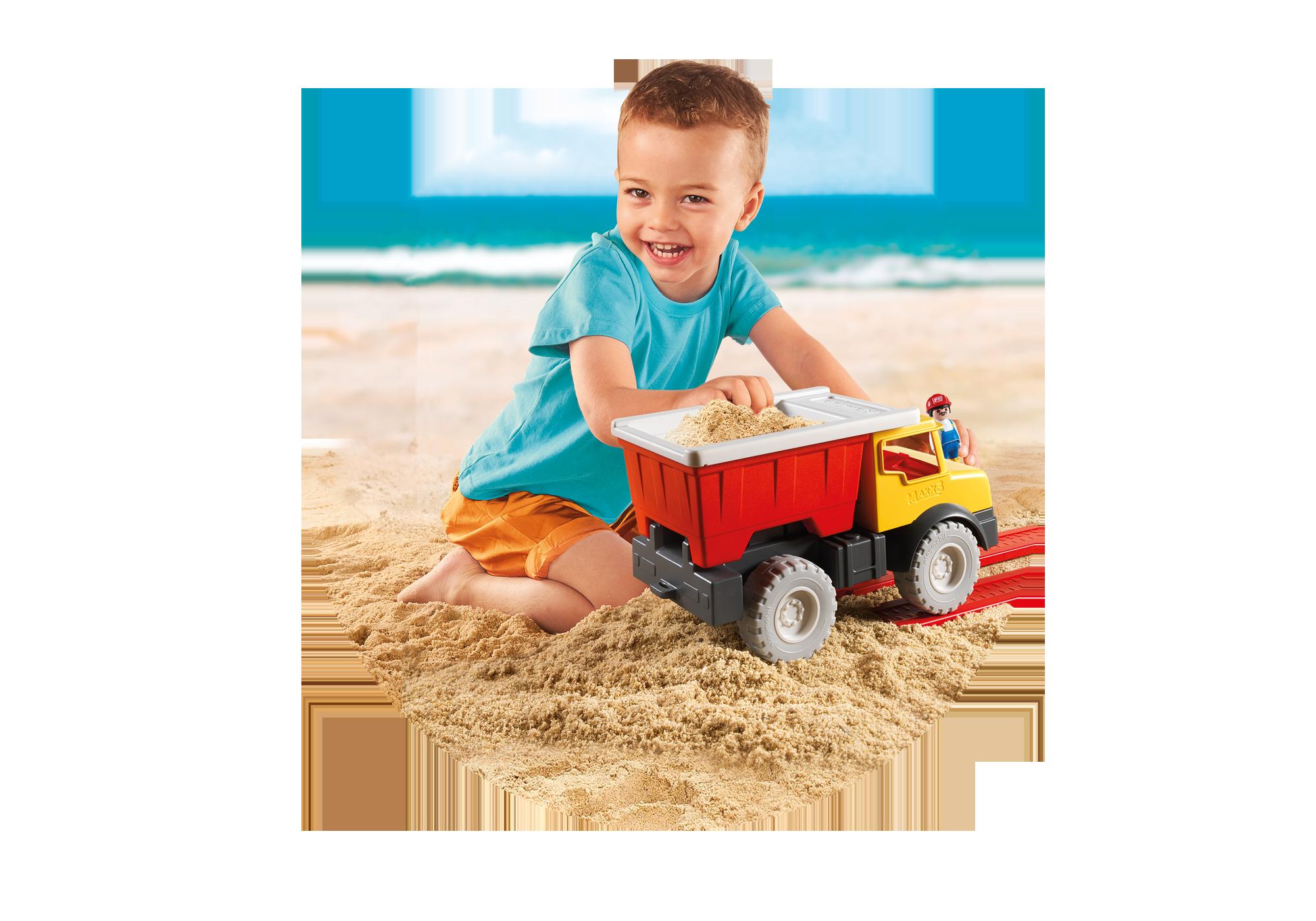 http://media.playmobil.com/i/playmobil/9142_product_extra2/Camion tombereau avec seau
