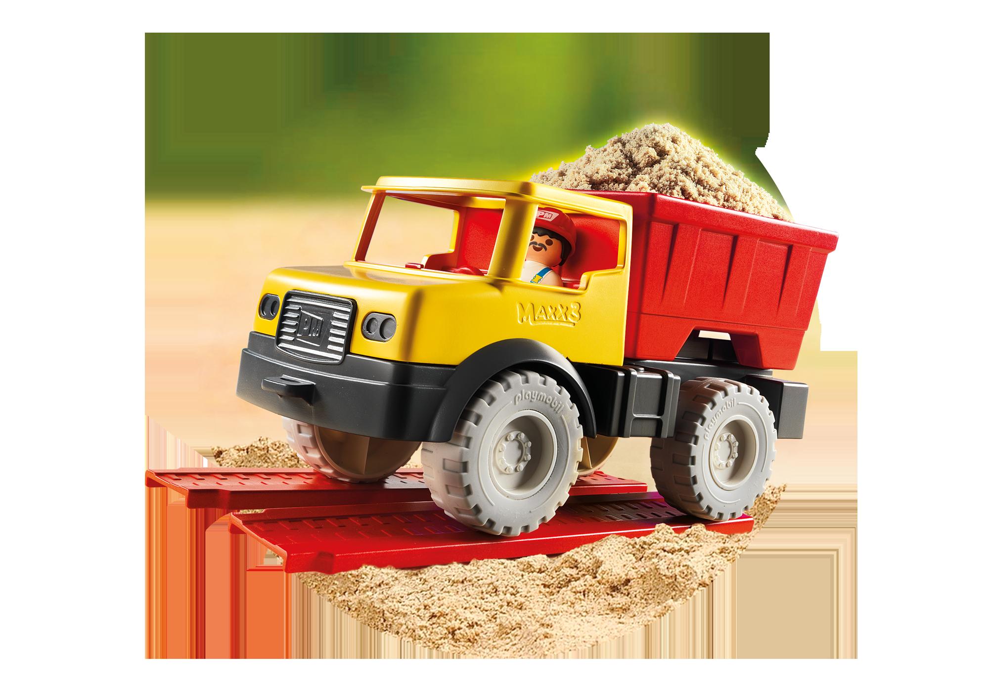 http://media.playmobil.com/i/playmobil/9142_product_extra5/Dump Truck