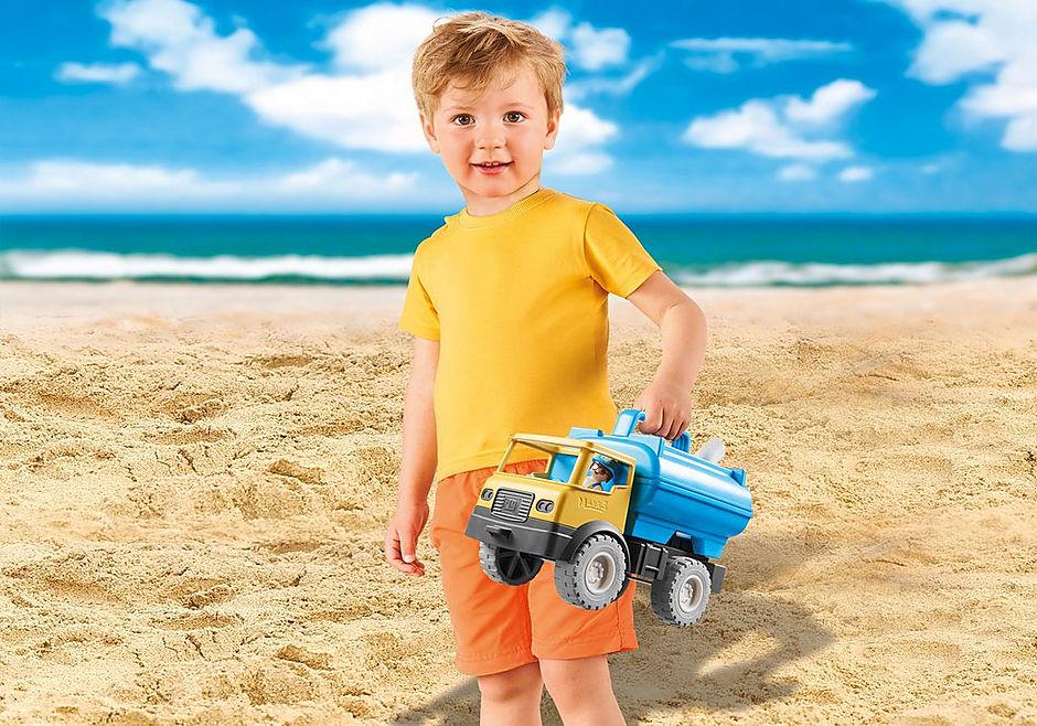 9144 Camion con cisterna per acqua detail image 7