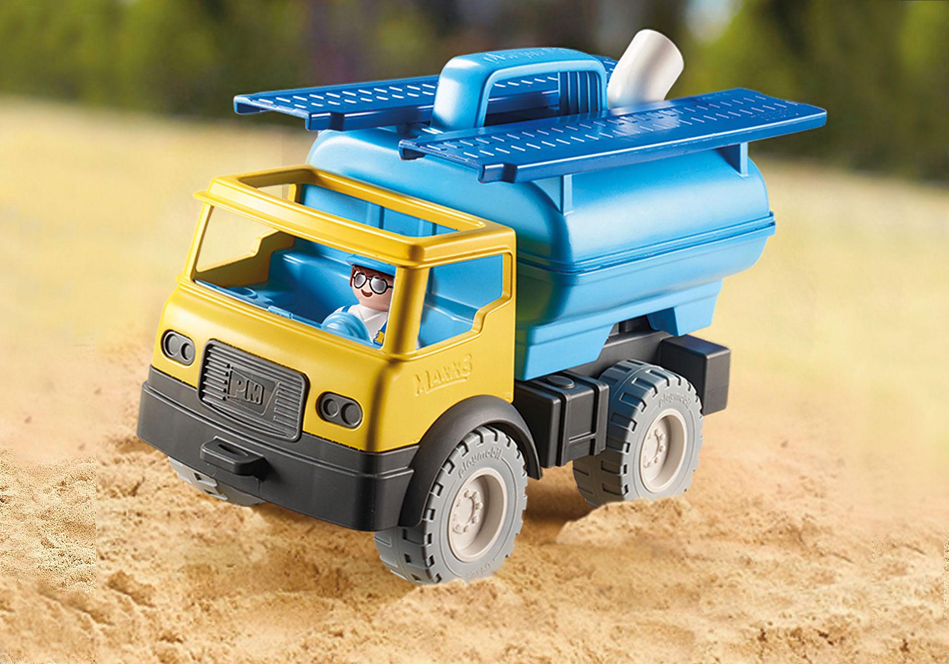 9144 Water Tank Truck zoom image11