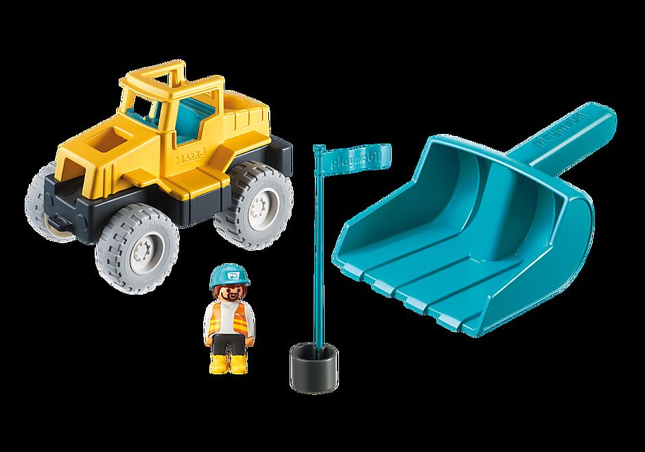 9145 Excavator detail image 5