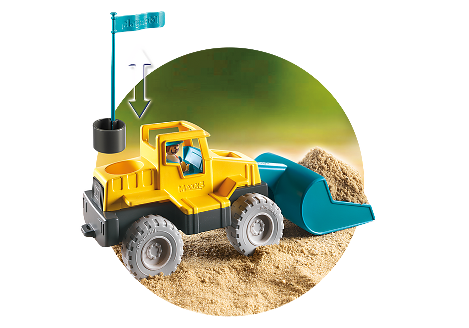 9145 Excavator detail image 6