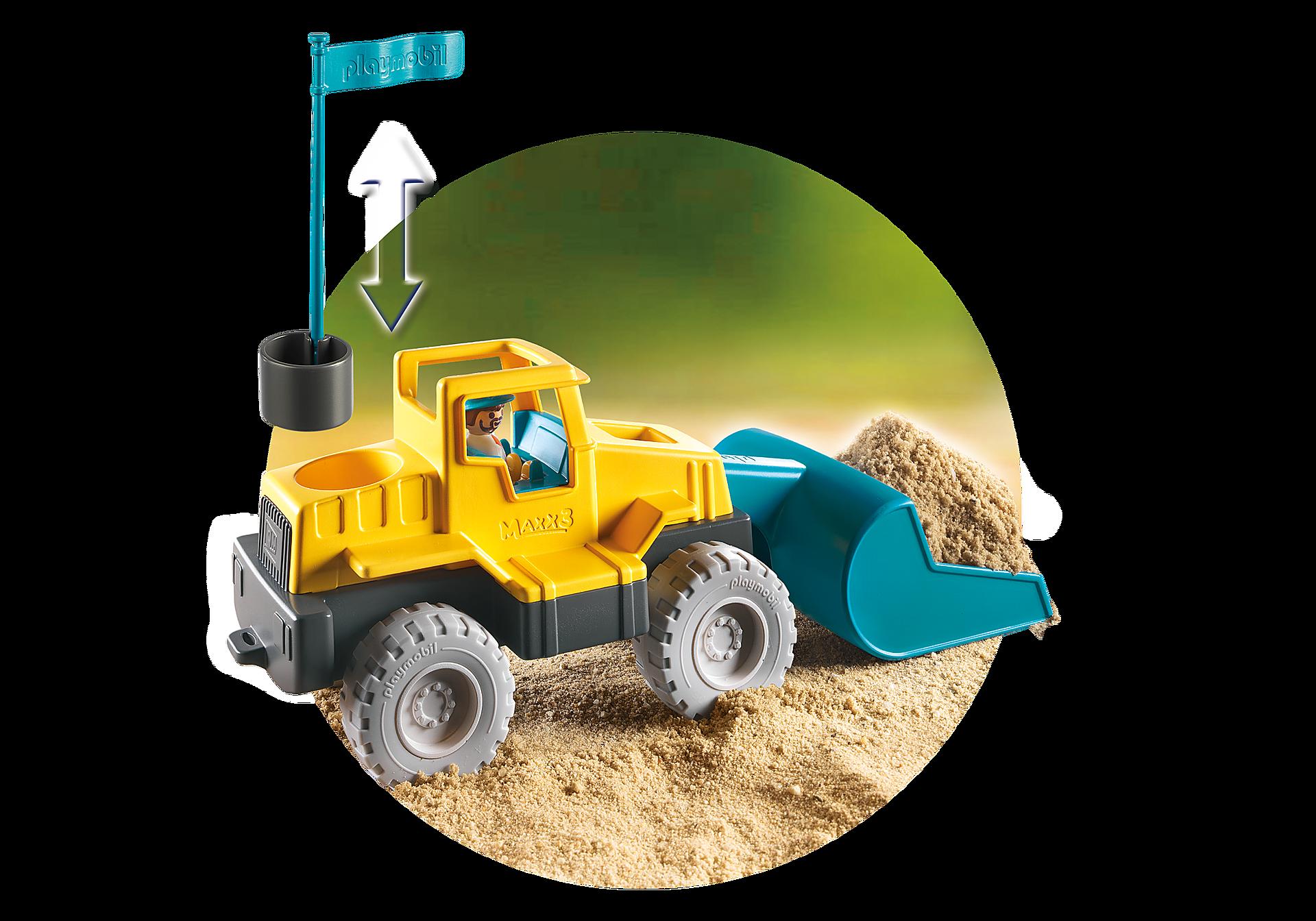 9145 Excavator zoom image6
