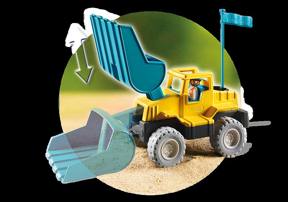 9145 Excavator detail image 8