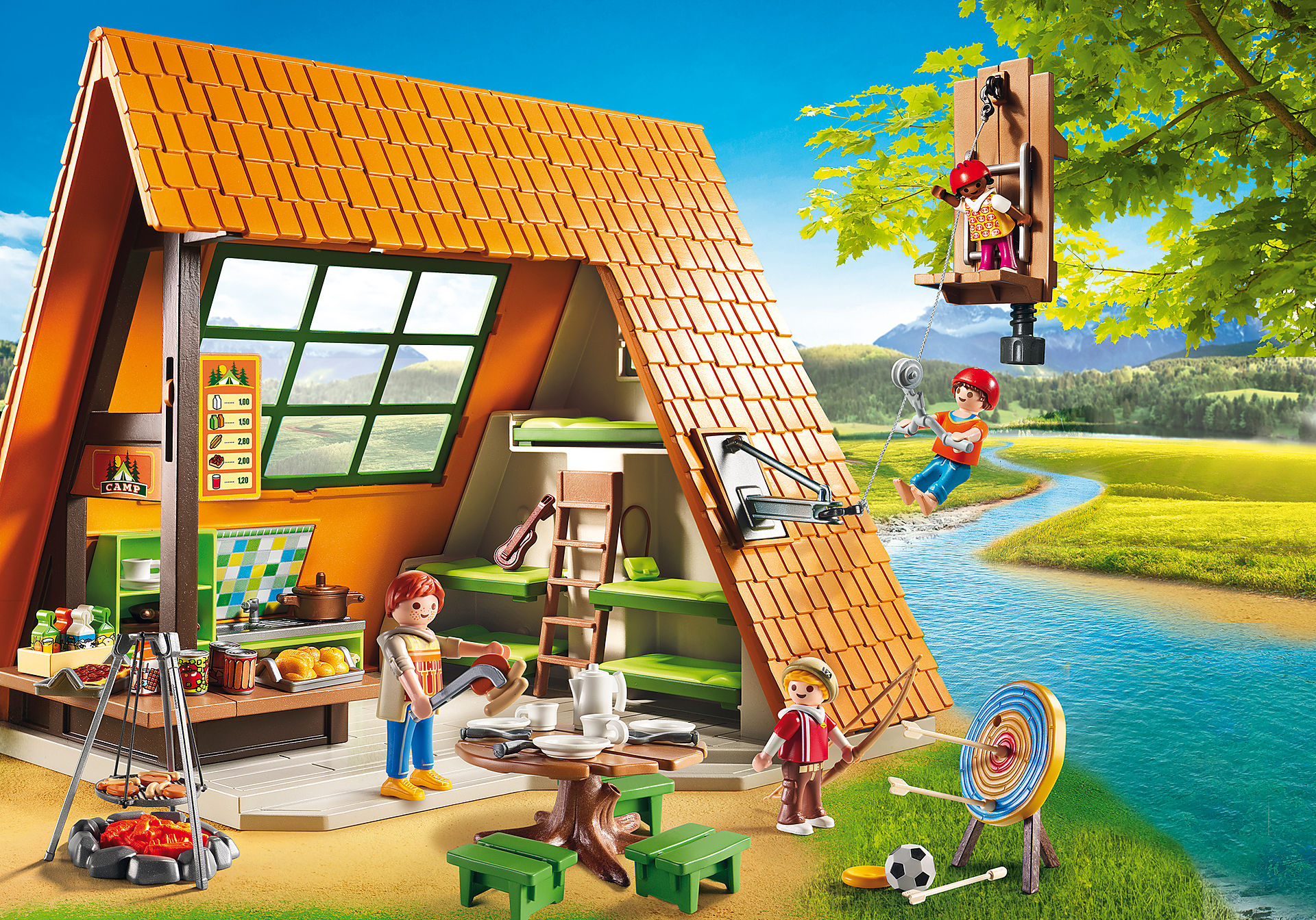 http://media.playmobil.com/i/playmobil/9152_product_detail/Cabaña de Campamento
