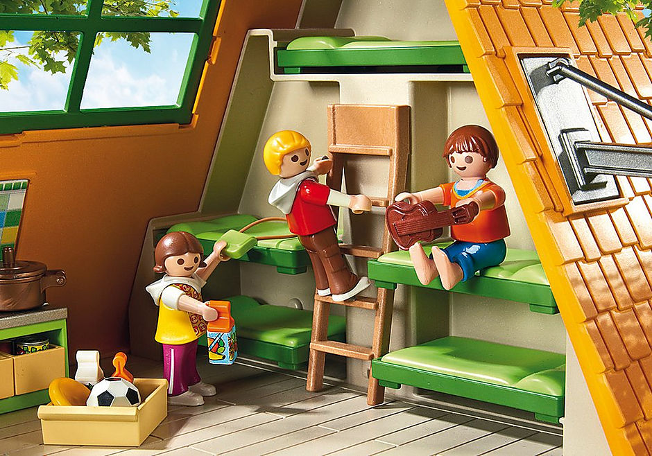 http://media.playmobil.com/i/playmobil/9152_product_extra2/Cabaña de Campamento