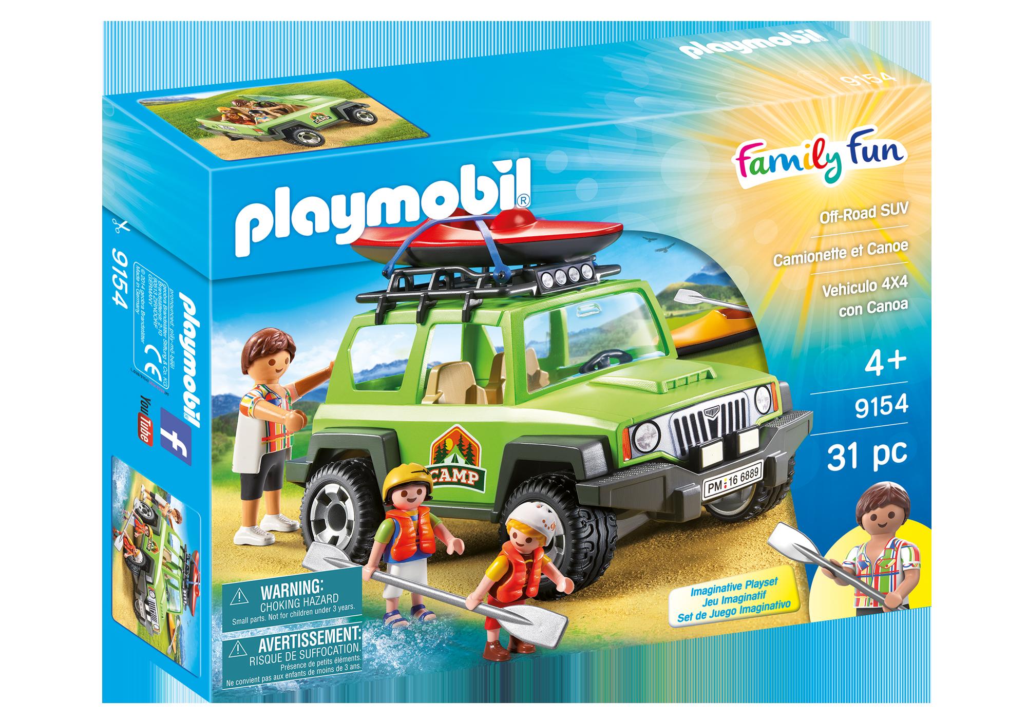 http://media.playmobil.com/i/playmobil/9154_product_box_front/Vehículo 4X4 con Canoa