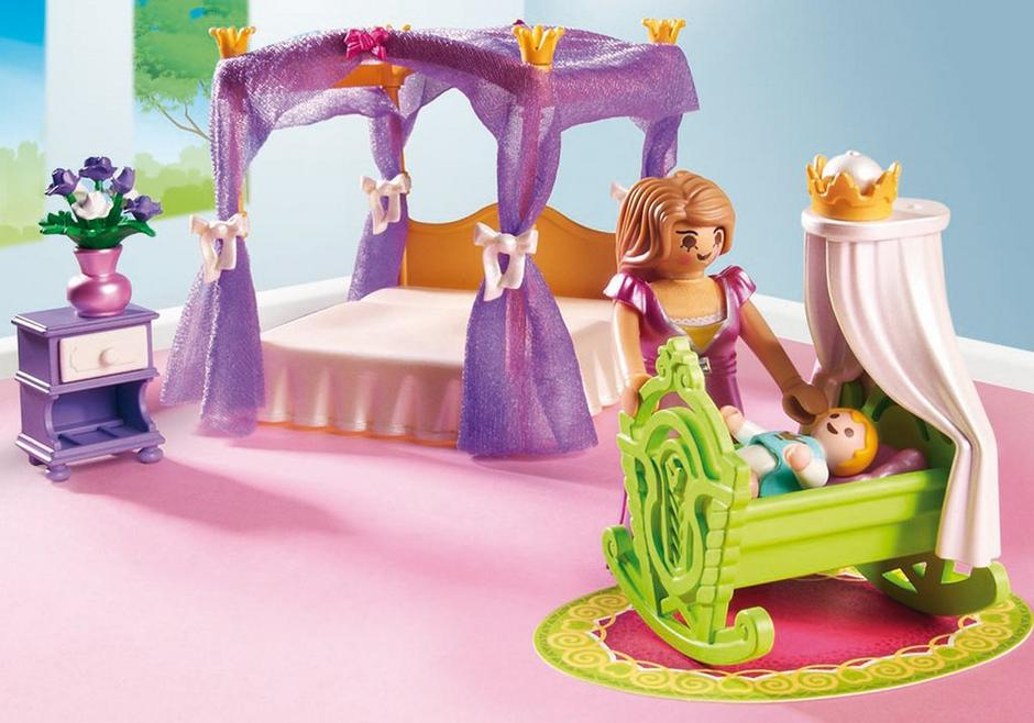 Chambre de Princesse avec Berceau - 9159 - PLAYMOBIL® Canada