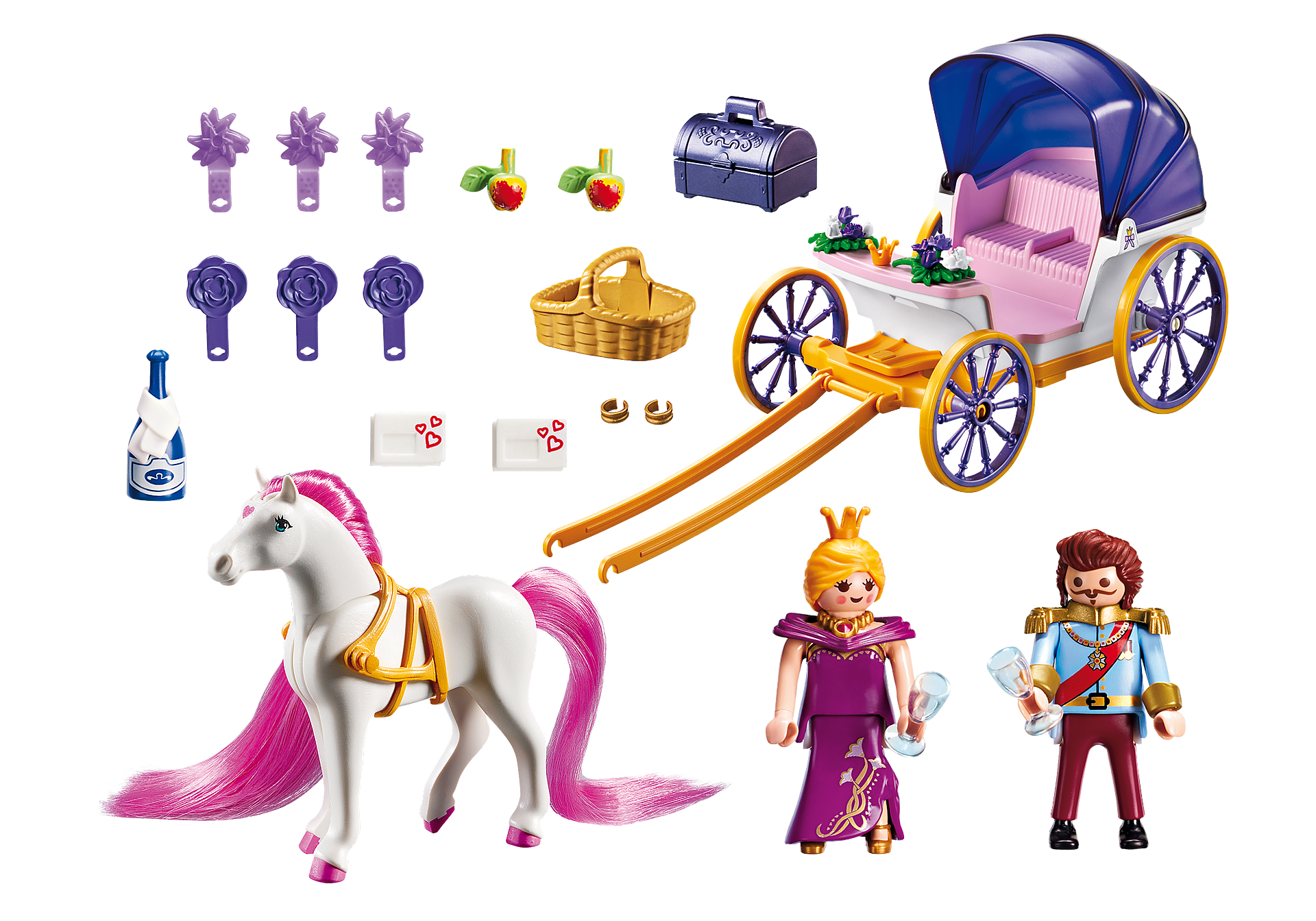 http://media.playmobil.com/i/playmobil/9161_product_box_back/Royal Couple with Carriage