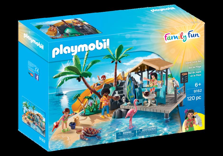 Island Juice Bar 9162 Playmobil Usa