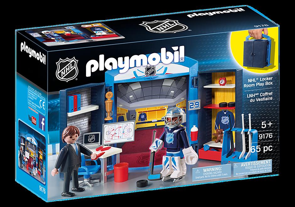 9176 NHL™ Locker Room Play Box detail image 2
