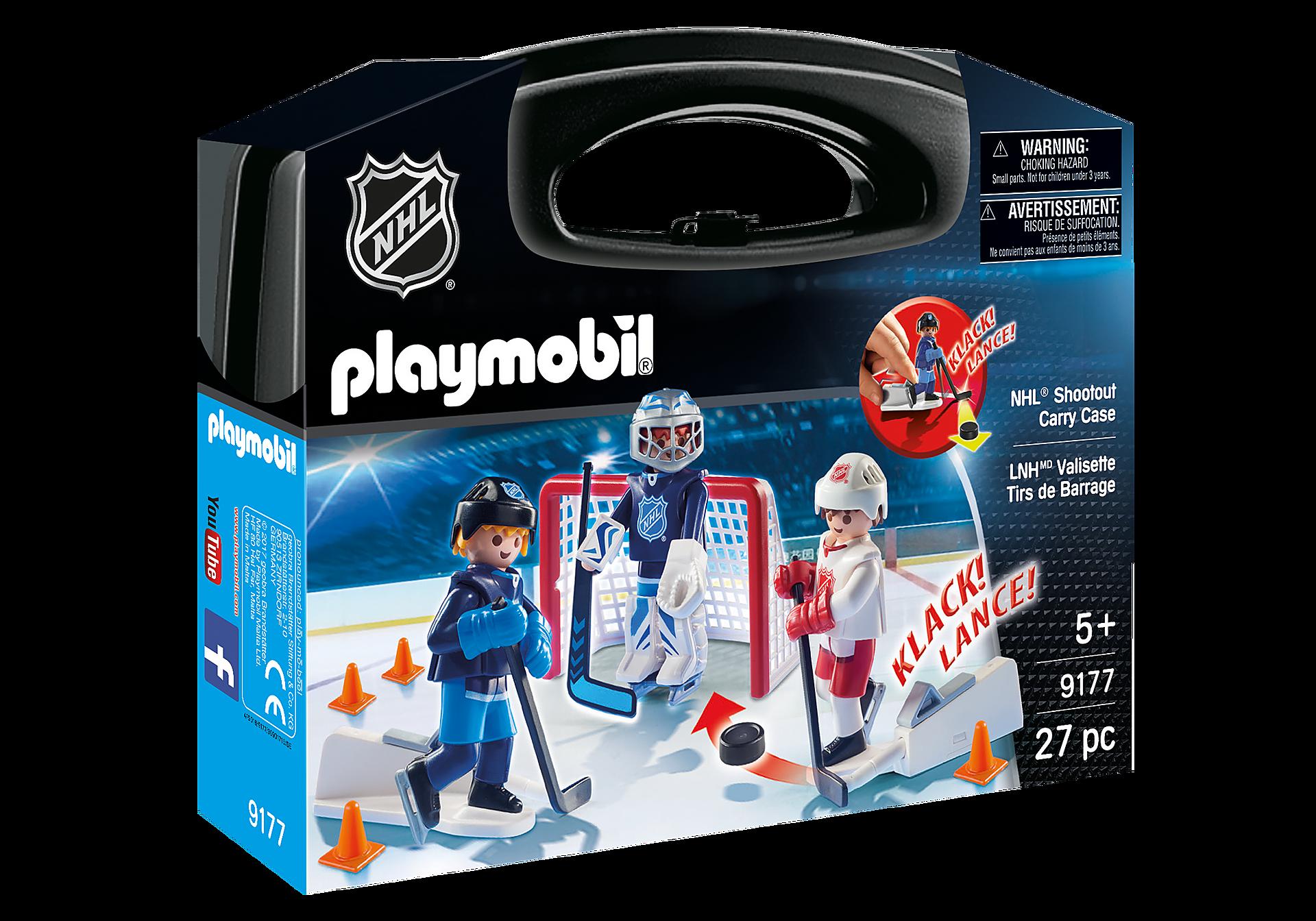 9177 NHL™ Shootout Carry Case zoom image2