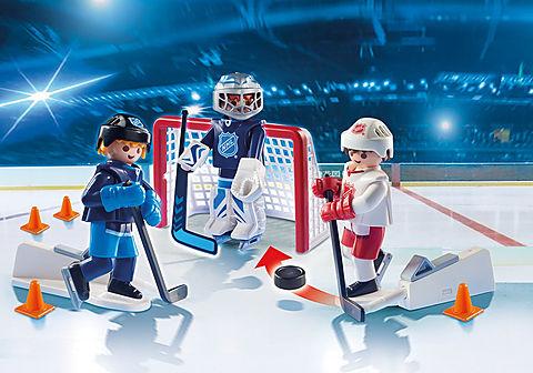 9177 Maletín Portería de Hockey