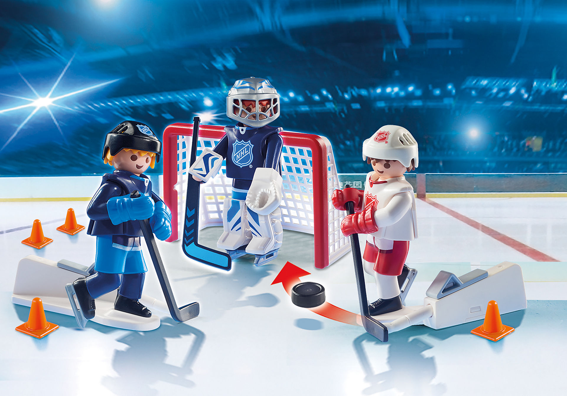 9177 NHL™ Shootout Carry Case zoom image1