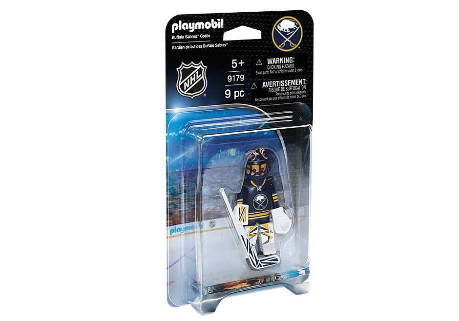 9179 NHL® Buffalo Sabres® Goalie detail image 2
