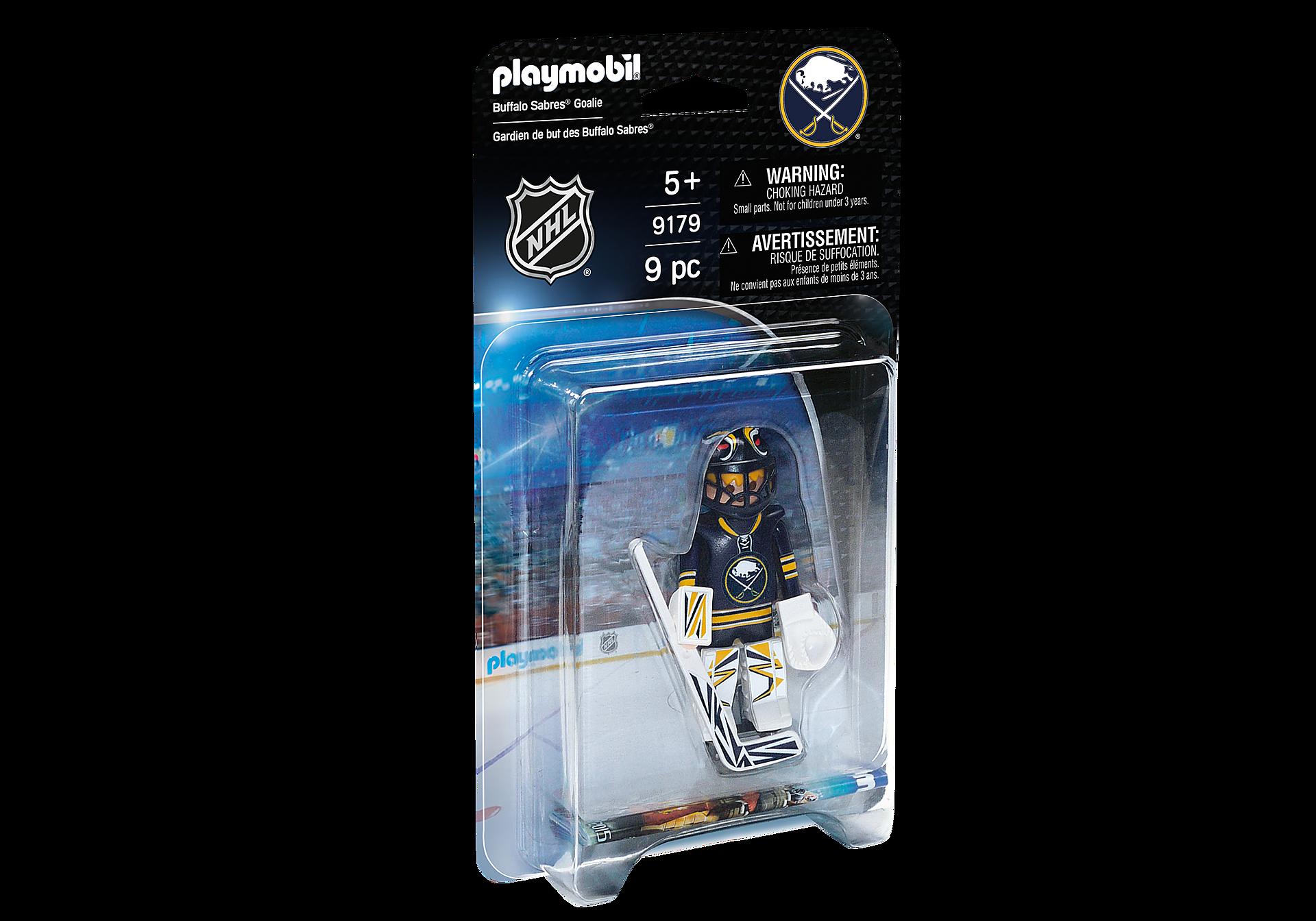 9179 NHL™ Buffalo Sabres™ Goalie zoom image2