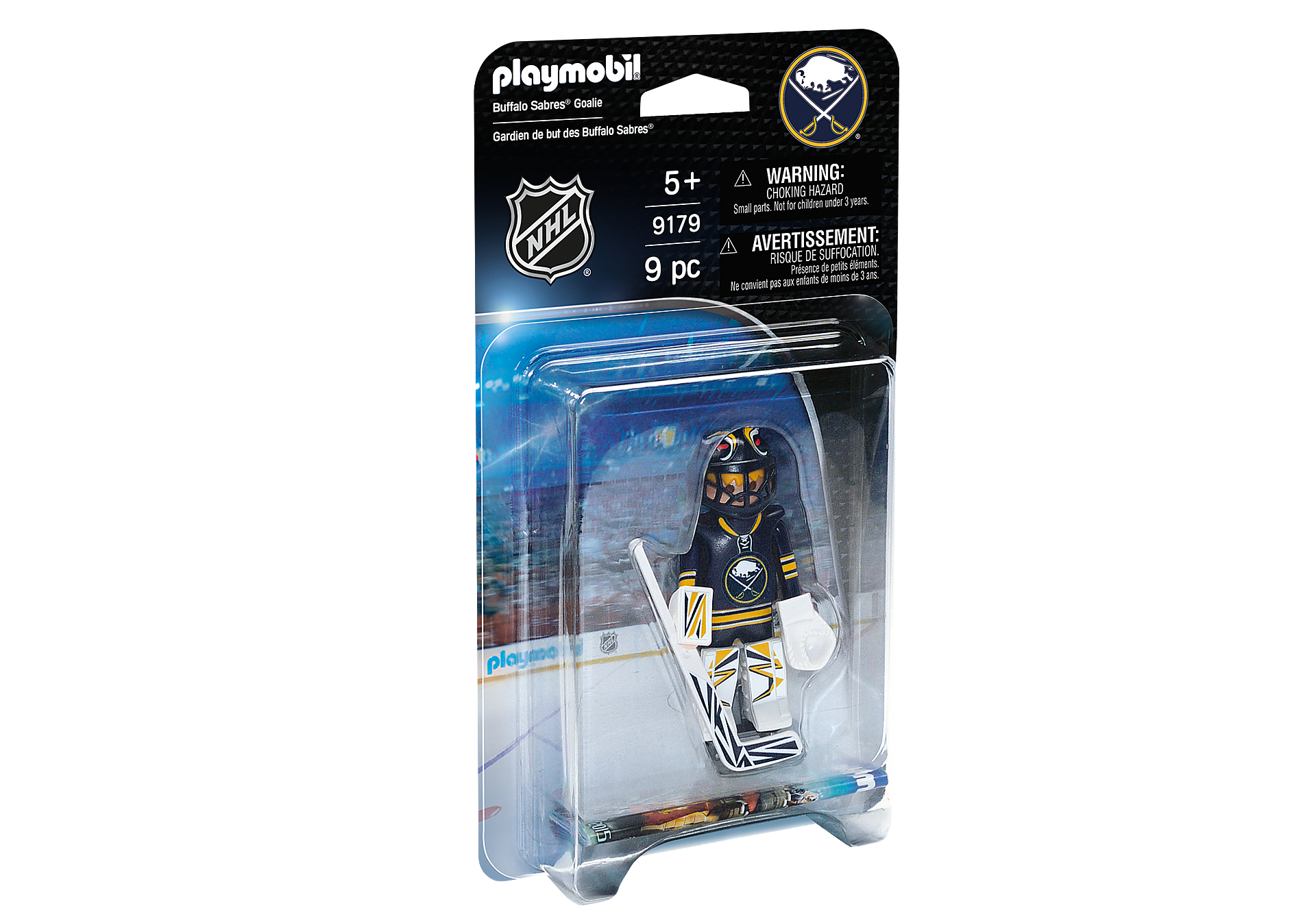 9179 NHL™ Buffalo Sabres™ Goalie zoom image2