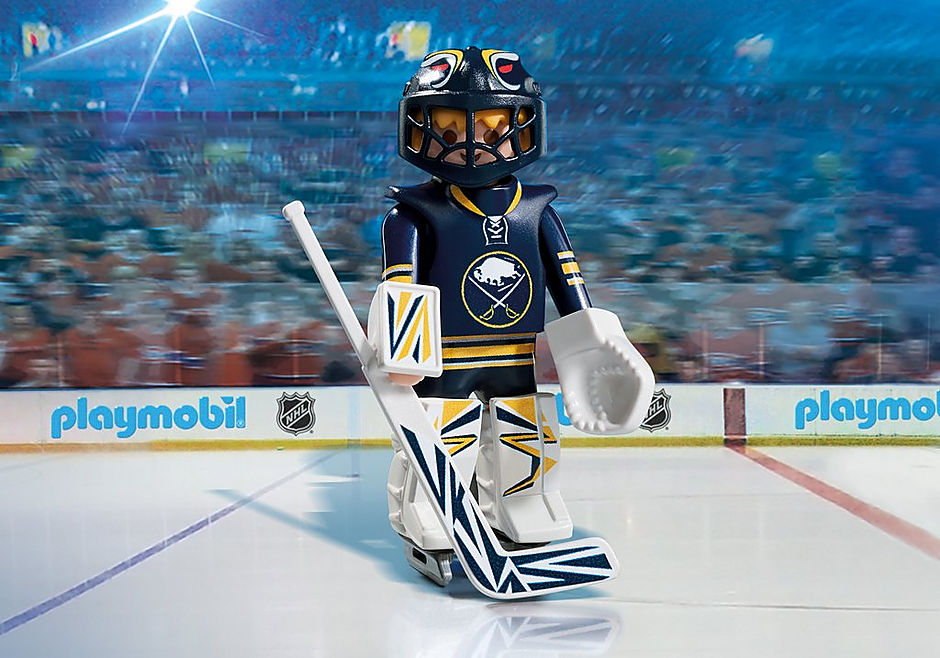 9179 NHL® Buffalo Sabres® Goalie detail image 1
