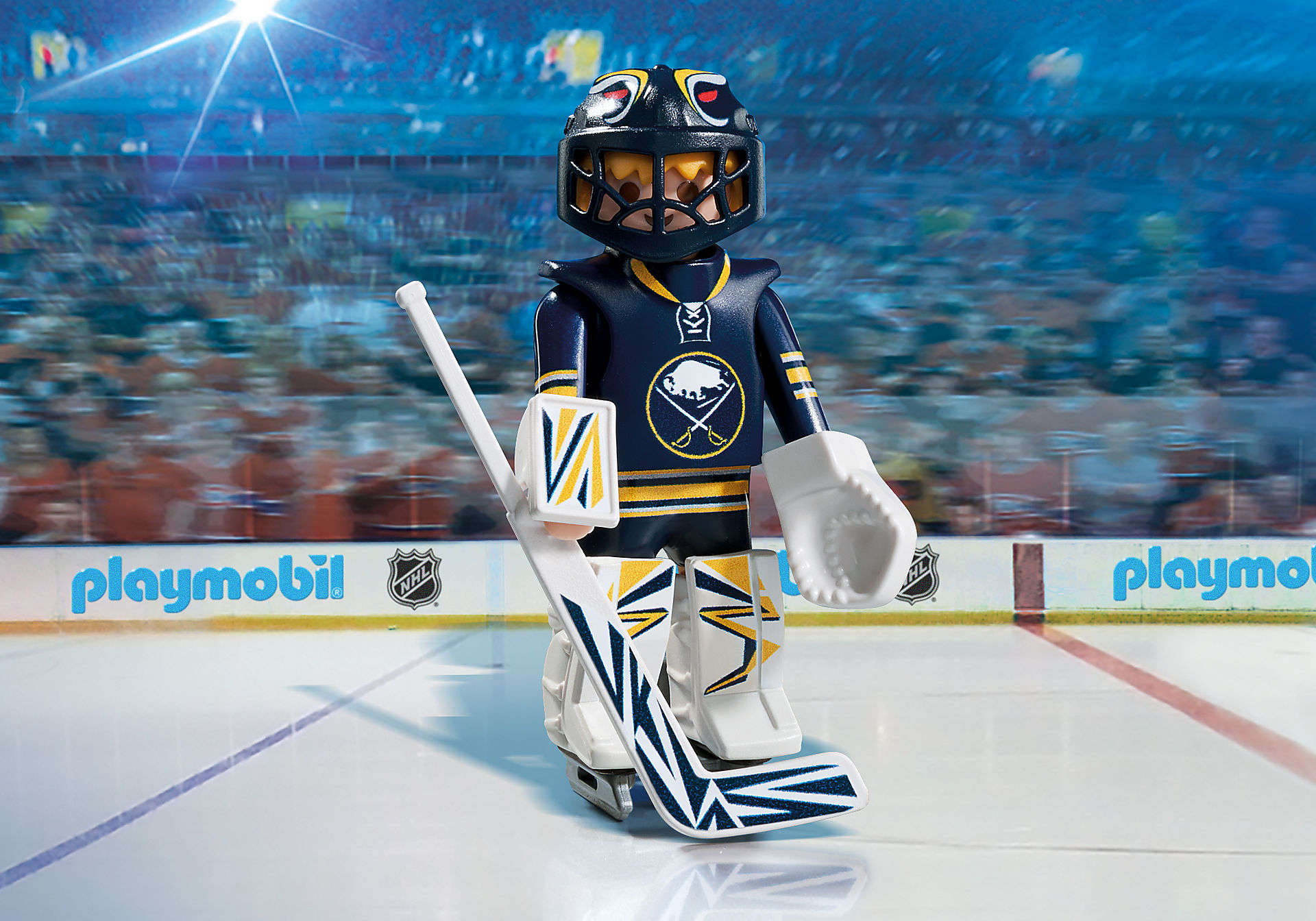 9179 NHL® Buffalo Sabres® Goalie zoom image1