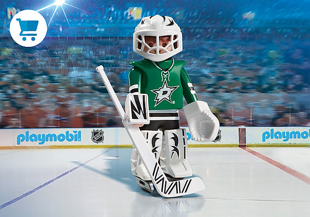 9181_product_detail/NHL™ Dallas Stars™ Goalie