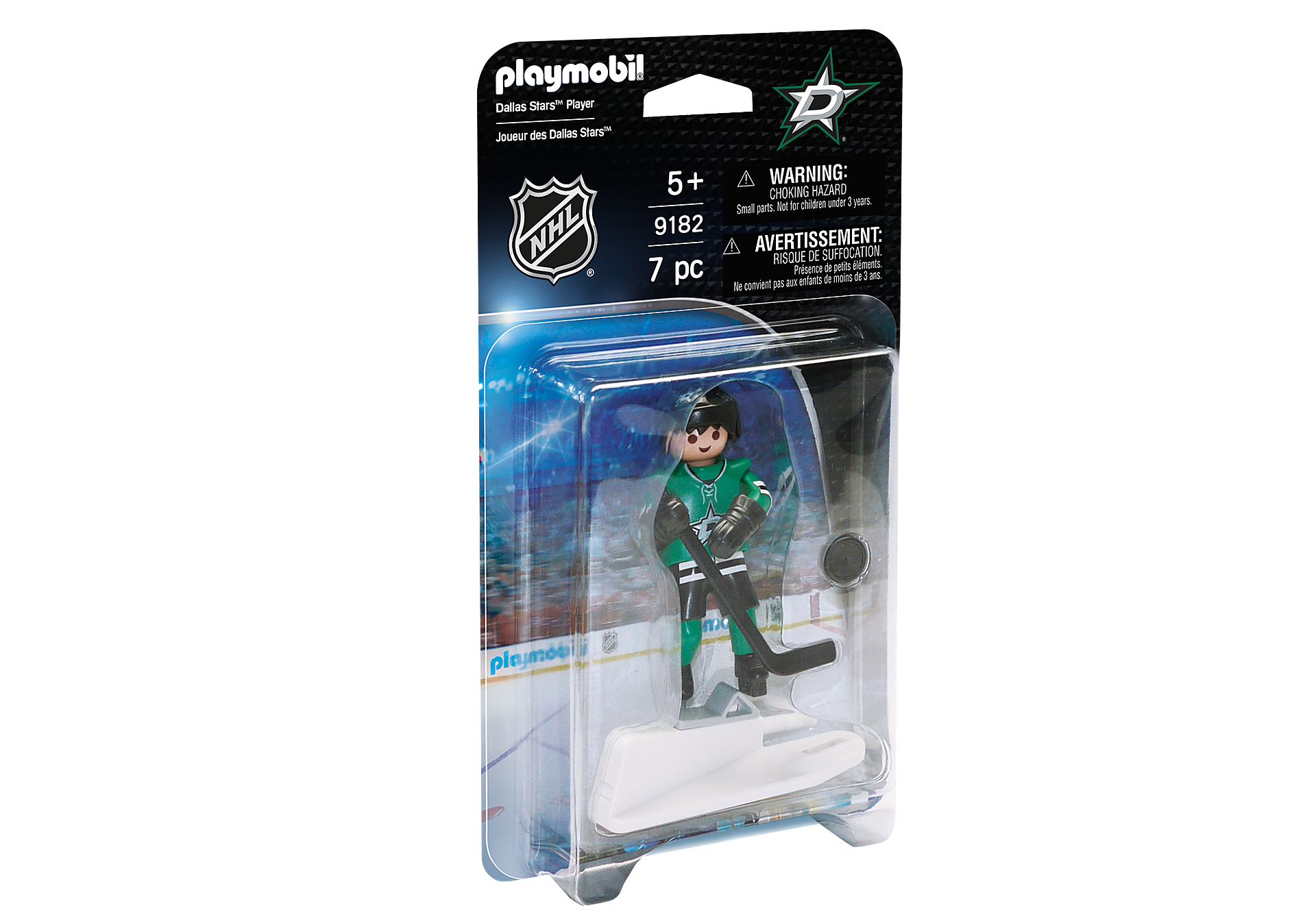 9182 NHL® Dallas Stars™ Player zoom image2