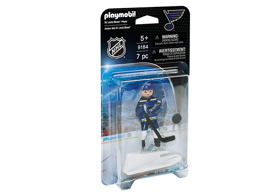9184 NHL™ St. Louis Blues™ Player detail image 2