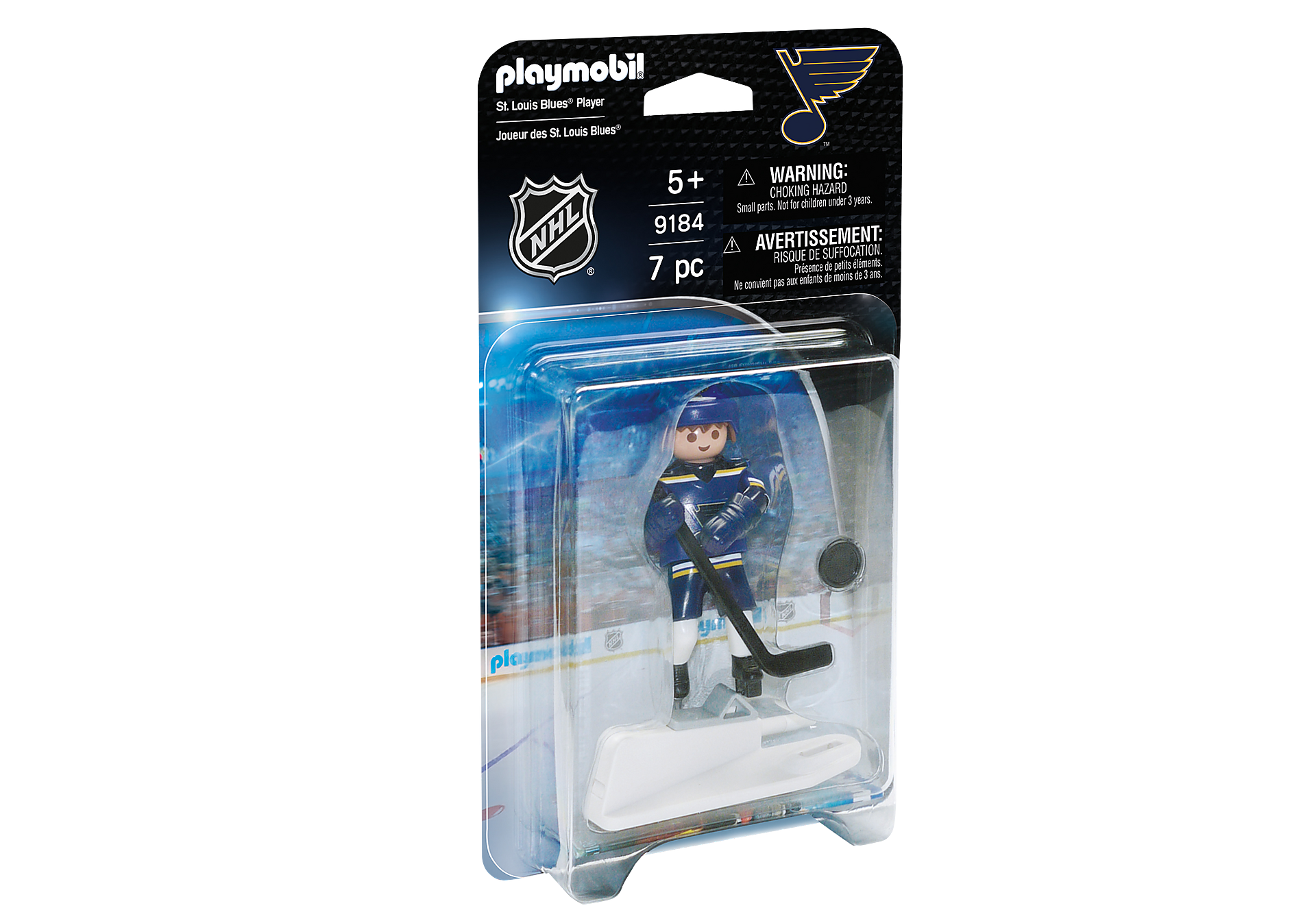 9184 NHL™ St. Louis Blues™ Player zoom image2