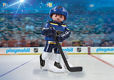 9184 NHL® St. Louis Blues® Player