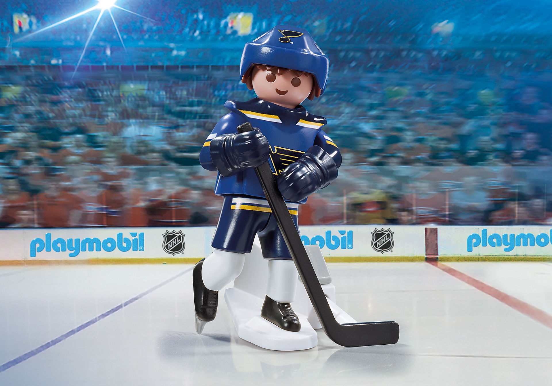 9184 NHL™ St. Louis Blues™ Player zoom image1