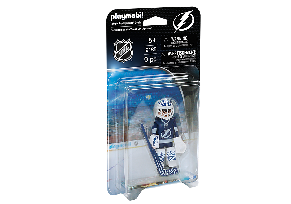 9185 NHL™ Tampa Bay Lightning™ Goalie detail image 2