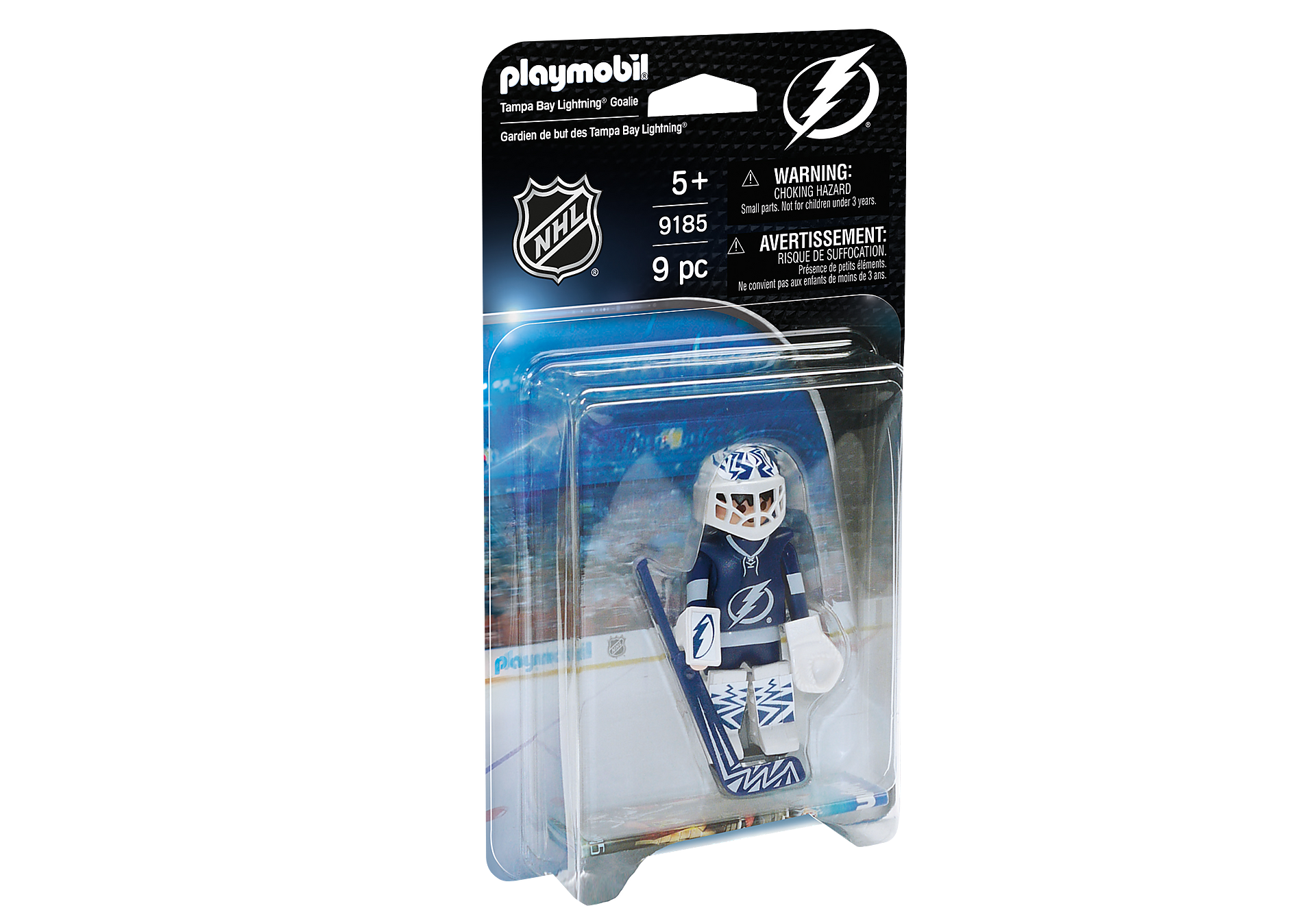 9185 NHL™ Tampa Bay Lightning™ Goalie zoom image2